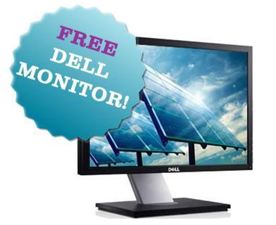 monitor offer attached